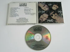 LAZARUS Open Up My Mind CD 1992 VERY RARE OOP ORIGINAL 1st PRESS!!! Lazarus Sin