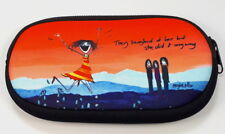 Imagine Ellie Neoprene Sunglasses Makeup Case Laughed