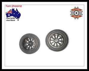 BS301-001 ILLEGAL RACING BSD RedCat TP Unit tyres for 1/16th Scale RC Car