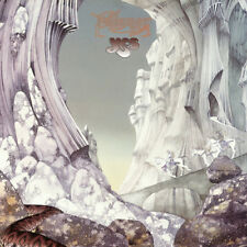 YES RELAYER CD & DVD AUDIO NEW REMASTERED