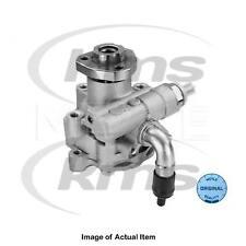 NEW Genuine MEYLE Steering Hydraulic Pump 114 631 0041 Top German Quality