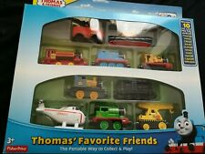 Thomas & Friends Take N Play 10 Diecast Vehicles, Brand New