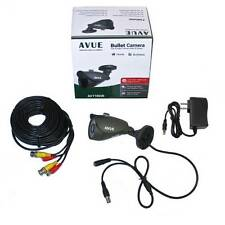 "700 TVL 1/3"" SONY 960H CCTV Camera Kit 60ft cable and 1A power included"