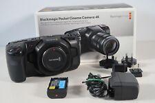 Blackmagic Design Pocket Cinema Camera 4K (wenig gebraucht)