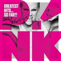 P!NK PINK Greatest Hits...So Far!!! (Gold Series) CD BRAND NEW Best Of