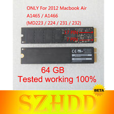 Macbook Air A1465 A1466 64GB SSD Toshiba THNSNS064GMFP Solid State Drive