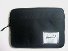 Herschel Apple iPad Air Anchor Sleeve Padded Case Cover Black NEW