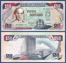 JAMAIKA / JAMAICA  50 Dollars 2010 Commemorative UNC  P.88