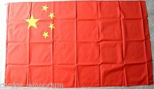 PEOPLES REPUBLIC OF CHINA CHINESE INTERNATIONAL COUNTRY POLYESTER FLAG 3 X 5 FT