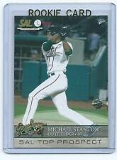 Mike Giancarlo Stanton 2008 Multi Ad Greensboro Grasshoppers SAL Rookie Card #31