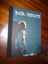 India Dreams 1 Maryse & JF Charles Signed Limited Edition