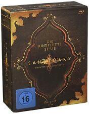 Sanctuary - Wächter der Kreaturen - Die komplette Serie, 13 Discs Blu-ray