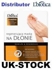 L'biotica Regenerating Hand Mask Moisturizing Gloves 26g - L biotica Lbiotica