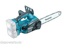 Makita DUC302Z TWIN 18V CHAINSAW 300MM LXT