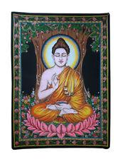 Budha Lotus Hippie Wall Hanging Tapestry Cotton Bohemian Home Decor Throw Poste