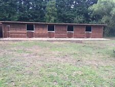 Wooden Stables For Sale Ebay