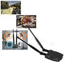 1Pc Wi-Fi Blueway N9100 Password Cracking Decoder Free Wireless WiFi USB Adapter