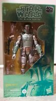 Star Wars Black Series CARBONIZED GRAPHITE Figure 40th BOBA FETT Sealed IN HAND