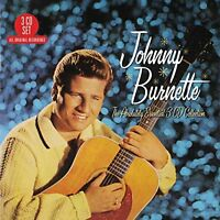 JOHNNY BURNETTE - THE ABSOLUTELY ESSENTIAL - NEW BOX SET