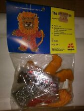 Vintage Beaded Ornament Kit From Lee Wards The Brave Lion Wizard Of Oz?