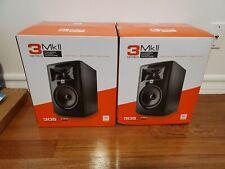 "JBL Professional 305PMKII Powered 5"" Two-Way Studio Monitor (PAIR)"