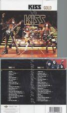CD--KISS--GOLD   DOPPEL-CD