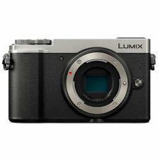 Panasonic LUMIX GX9 Mirrorless Camera Silver Body Only US*3
