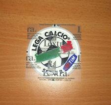 TOPPA PATCH LEGA CALCIO ORIGINALE LEXTRA 06-07-08 SERIE B tre strisce