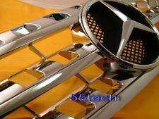 MERCEDES Benz W163 ML430 ML320 ML500 GRILLE GRILL ML350  Chrome 91998~2005  AMG
