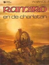 RAMIRO 05 - RAMIRO EN DE CHARLATAN - W. Vance