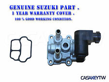 New Genuine Suzuki Swift 05 -10 Iacv Idle Air Speed Control Valve Incl Vat Isw