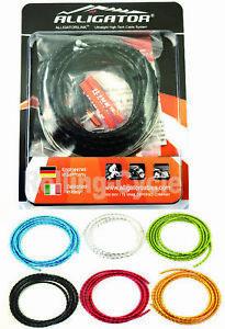 6 Color Alligator I-Link 5mm MTB Bike Brake cable set 31 strand Superior Shine