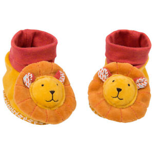 Moulin Roty 658012 Scarpine Leone Bambino 0-6 mesi Chaussons baby slippers