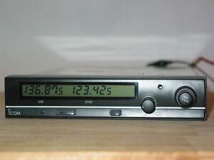 ICOM IC A-200 VHF COM RADIO !!! NICE A 200 TRANSCEIVER !!!