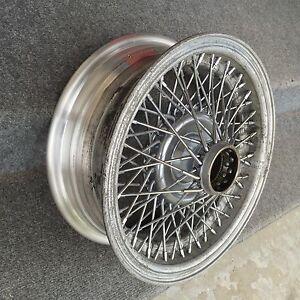 Borrani Knock-off Wire Wheel for FACEL VEGA Facellia Facel III Facel 6 MGB
