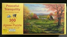 Peaceful Tranquility - Jigsaw Puzzle 300pcs - SunsOut