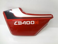 Carena fianchetto sinistro cover fairing left HONDA CB 400 N - 837A0443930ZA