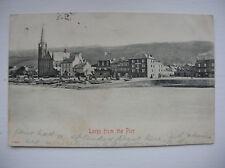 Largs from Pier. (Stengel & Co - 1903)