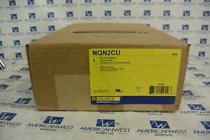 NQN2CU SQUARE D 100% Neutral For NQ Panelboards New in Box