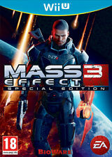 Mass Effect 3 Special Edition Nintendo WII U IT IMPORT ELECTRONIC ARTS