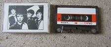 Buzzcocks Sniggers From The Rosebush Genuine Vintage Cassette Tape Punk