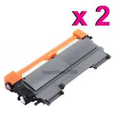 2x Toner Black TN 2250 for Brother DCP 7065DN HL 2270DW 2242D 2240D Printer