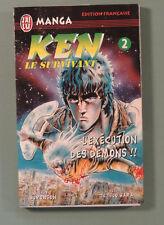 Ken le survivant  2  J'ai Lu E.O
