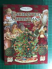 Joanna Sheen Enchanted Christmas 3x CD, card making, papercrafting