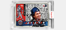 TOPPS PROJECT 70 CARD 1960 NEW YORK METS GARY CARTER #95 by GREGORY SIFF