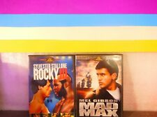 Lot of Two Rocky Ill / Mad Max (Special Edition) ((DVD,