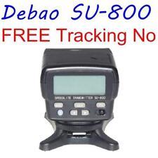 Debao SU800 SU-800 Wireless Speedlite Transmitter Commander for Nikon