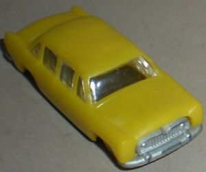 YELLOW SIMCA for AF 24566 New Haven Automobile Carrier #1
