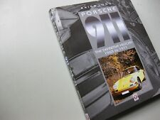 Porsche 911 The Definitive History Brain Long 1963-1971 English text Hardbound