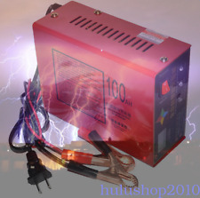 12V/24V 10A 140W Universal Vehicle Motorcycle Lead Acid Smart Battery Charger &